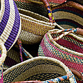 Woven Baskets by Bob Phillips