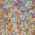Woven Branches Long by Ruth Palmer