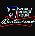 Wpt And Budweiser by Kelly Awad