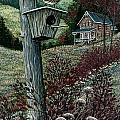 Wren House by Steven Schultz