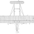 Wright Biplane by Science Photo Library