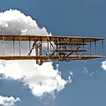 Wright Brothers First Flight by Randy Steele