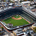 Wrigley Field Chicago Sports 02 by Thomas Woolworth