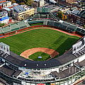 Wrigley Field Chicago Sports 03 by Thomas Woolworth