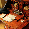 Writer - The Desk Of A Gentleman  by Mike Savad