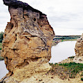 Writing-on-stone Provincial Parks by Todd Korol