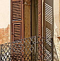 Wrong Balcony Romeo by Ira Shander