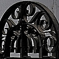 Wrought Iron by Cathy Anderson