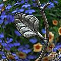 Wrought Iron Garden by Gary Keesler