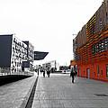 Wu Campus University Of Economics Vienna by Menega Sabidussi