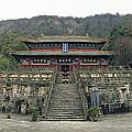 Wudangshan - Zhishaodian by Ty Lee