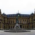 Wuerzburger Residenz by Henrik Lehnerer