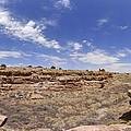 Wupatki Box Canyon Stone Dwellings July 24 2011 by Brian Lockett