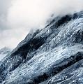 Wuthering Heights. Glencoe. Scotland by Jenny Rainbow