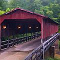 Wv Covered Bridge by Chris Flees