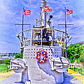 Ww II Submarine Memorial by Joe Geraci