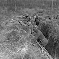 Wwi Black Troops, 1918 by Granger
