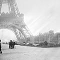 Wwi Eiffel Tower, C1914 by Granger