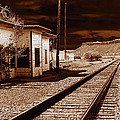 Rails West by David Lee Thompson