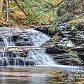 Wyandot Falls by Rick Kuperberg Sr