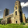 Wymondham Abbey  by Rob Hawkins