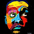 Wynton Marsalis by Neal Barbosa
