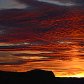 Wyoming Sunset #1 by Eric Nielsen