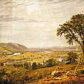 Wyoming Valley. Pennsylvania by Jasper Francis Cropsey