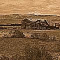 Wyoming West by Leland D Howard