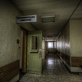 X Ray Waiting Room. by Nathan Wright