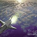 X34 Aircraft by Nasa