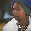 Xhosa Woman by Edgar Pretorius