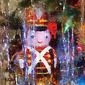 Xmas Soldier Ornament Photo Art 02 by Thomas Woolworth