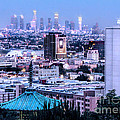 Yamashiro View Of La by Jennie Breeze
