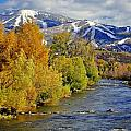 Yampa River Fall by Matt Helm