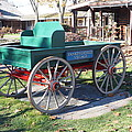 Yankee Candle Cart by Mark Ball