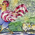 Yankee-doodle-doo by Linda Shelton