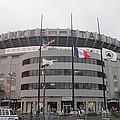 Yankee Stadium 1976 - 2008 by John Schneider