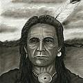 Yankton Lakota by Ken Decker