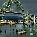 Yaquina Bay Bridge by Adam Jewell
