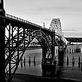 Yaquina Bay Bridge by Benjamin Yeager