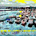 Yaquina Bay II by Michael Moore