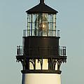 Yaquina Head Lighthouse 4 A by John Brueske
