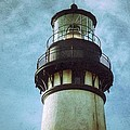 Yaquina Head Lighthouse Texture by Susan Garren