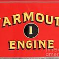Yarmouth Engine 1 by Elizabeth Dow