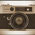 Yashica Lynx 5000e 35mm Camera by Mike McGlothlen