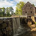 Yates Mill by Doug McPherson