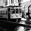 Ybor Street Car by Thomas Levine