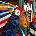 Ybor Tribe by David Lee Thompson
