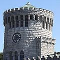 Ye Old Castle Clock Tower by John Telfer